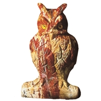 Owl mixed stones (15 pc/VE), appr. 35mm