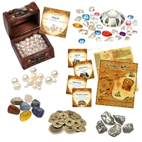 "Starter Set ""Treasure Hunt in Pirate Bay"""
