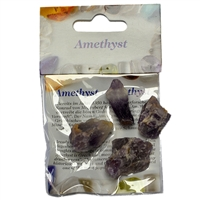 Small Package, Amethyst rough