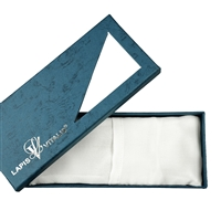 Gemstone Eye Pillow with Rock Crystal