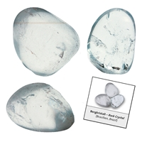 Refill pack Tumble Stones, 24 pieces Rock Crystal with Accessoires
