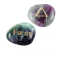 "Wishing Stone ""Focus"", Fluorite"