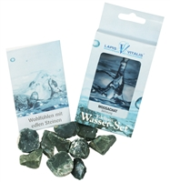Water Energizing Gemstones Moss Agate (Chalcedony green)