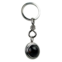 Keychain Sphere Tiger's Eye