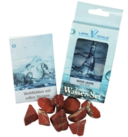 Water-Energizing Gemstones Red Jasper
