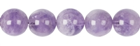 String Beads, Amethyst (lilac), 20mm