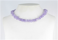 String Nuggets, Amethyst (Lavendar), 06-07 x 09-10mm
