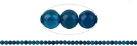String Beads, Apatite (stab.) extra, 04mm