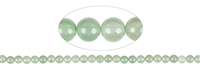 String Beads, Aventurine, 06mm