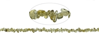 String Chips, Citrine (heated), appr. 01-03 x 03-08mm, 88cm