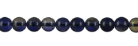 Strings Beads, Iolite extra, 06mm