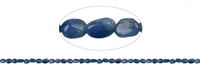 String Nuggets flat, Kyanite, appr. 05 - 07 x 03 - 05mm