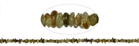 String Chips, Grossular, 03 x 04mm, Min. Order Quant. 3 pc.