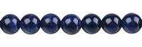 String Beads, Sodalite extra, 09mm (38cm)
