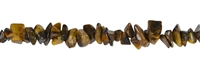 String Splint, Tiger's Eye, app. 02-04 x 05-10mm, app. 88cm long