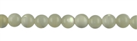 String Beads, Mother of Pearl light, 04mm