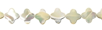 String Blossom flat, Mother of Pearl light, 12mm