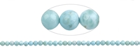 String Beads, Larimar AB, 06mm