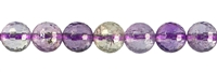 String Beads, Ametrine faceted, 10mm