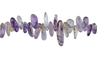 "Strings Nuggets ""Tooth"", Ametrine, 03-05 x 12-25mm"