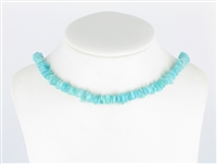 String Nugget rounded, Amazonite light  A, app. 10 - 12mm
