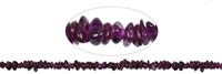 String Chips, Garnet (Rhodolite), appr. 02 - 04 x 05 - 10mm