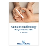 "Begleitheft ""Gemstone Reflexology"" ENGLISH"