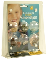 Blister-Collection Mineralien
