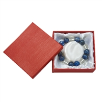 Box with Lid, 10 x 10cm, red (6 pc/VE)