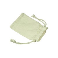 Cotton Bags, appr. 05 x 07cm (50 pc/VE)
