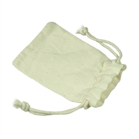 Cotton Bags, appr. 10 x 13,5cm (50 pc/VE)