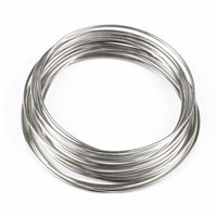 Wire 0.8 mm, Copper silver plated (6m/VE)