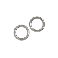 Jump Ring 07mm, Silver (22 pc/VE)