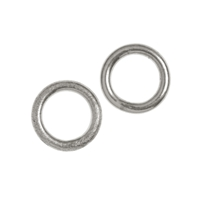 Jump Ring 10mm, Silver (10 pc/VE)