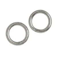Jump Ring 12mm, Silver (4 pc/VE)