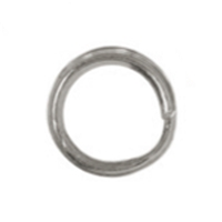 Split Ring 5mm, Silver (75 pc/VE)