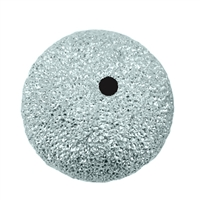 Bead 10mm, Silver stardust (4 pc/VE)