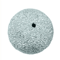 Bead 12,0mm, Silver stardust (2 pc/VE)