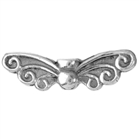 "Wing ""Fairy"" 22mm, Silver (4 pc/VE)"