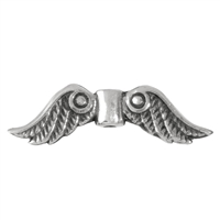 "Wings ""Trjgul"" 22mm, Silver (4 pc/VE)"