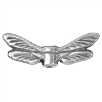 "Wing ""Dragonfly"" 22mm, Silver (4 pc/VE)"