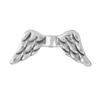 "Wing ""Engel"" 15mm (klein), Silver (4 pc/VE)"
