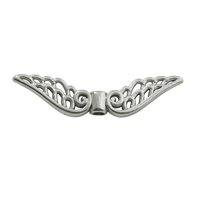 "Wing ""Baroque"" 30mm, Silver (4 pc/VE)"