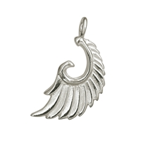 "Wing ""Aariell"" 21mm, Silver (2 pc/VE)"