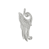 "Wing ""Kyriel"" 27mm, Silver (2 pc/VE)"