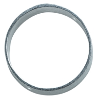 Frame round 30mm, Silver (2 pc/VE)