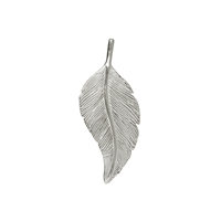 Feather Schwalbe/Swallow 26mm, Silver (4 pc/VE)