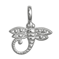 "Hanger for Charms ""Dragonfly"", 18mm (3 pc/VE)"
