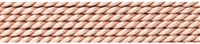 Silk Bead Cord, light pink, 0,45mm/2m