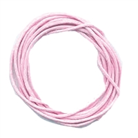 Cotton String rose, 1,0mm/100m